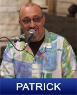 Patrick - パトリック